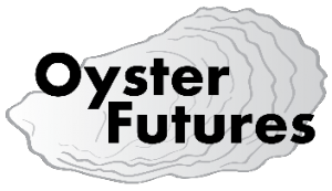Logo for the Coastal SEES NSF project on oysters in the Choptank River, Maryland
